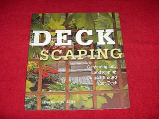 Image for Deckscaping : Gardening and Landscaping on and Around Your Deck