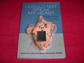 Image for I Could Not Speak My Heart: Education and Social Justice for Gay and Lesbian Youth
