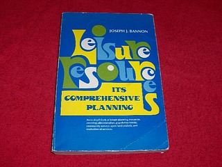 Image for Leisure Resources : Its Comprehensive Planning