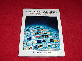 Image for Electronic Commerce : From Vision to Fulfillment [Second Edition]