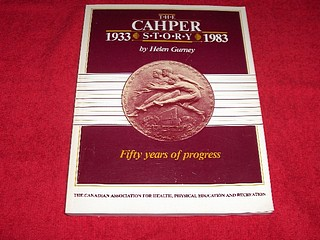 Image for The Cahper Story, 1933-1983 : Fifty Years of Progress