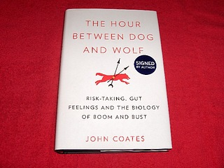 Image for The Hour Between Dog and Wolf : Risk-Taking, Gut Feelings an the Biology of Boom and Bust