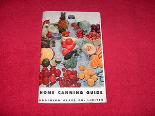 Image for Dominion Home Canninf Guide [Western Edition]