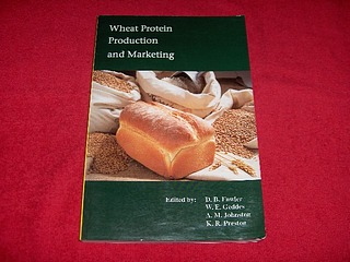Image for Wheat Protein Production and Marketing