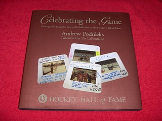 Image for Celebrating the Game : Photographs from the Bereswill Collection at the Hockey Hall of Fame