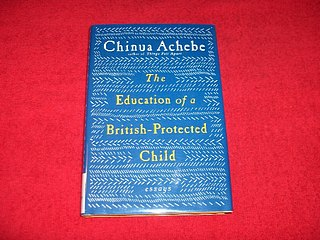 Image for The Education of a British-Protected Child : Essays