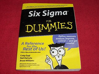 Image for Six Sigma for Dummies