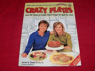 Image for Crazy Plates : Low-Fat Food So Good, You'll Swear It's Bad for You!