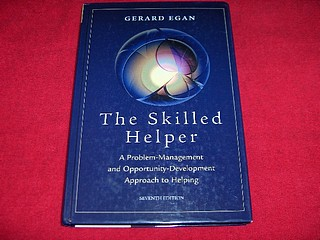 Image for The Skilled Helper : A Problem-Management and Opportunity-Development Approach to Helping [Seventh Edition]