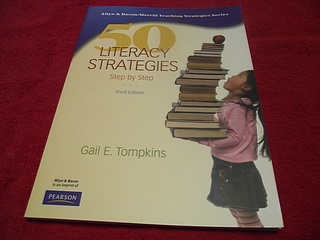 Image for 50 Literacy Strategies: Step-by-Step (3rd Edition)