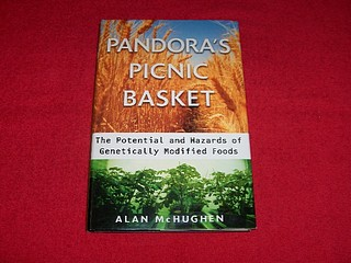 Image for Pandora's Picnic Basket : The Potential Hazards of Genetically, Modified Foods