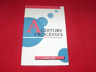 Image for Auditory Processes [Revised Edition]