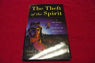 Image for The Theft of the Spirit