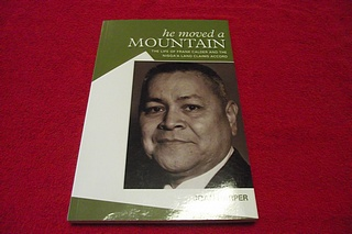 Image for He Moved a Mountain: The Life of Frank Calder and the Nisga'a Land Claims Accord