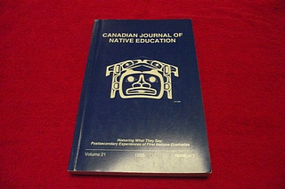 Image for Canadian Journal of Native Education: Honoring What They Say: Postsecondary Experiences of First Nations Graduates [Volume 21, 1995, Number 1]