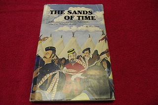 Image for The Sands of Time: A Battleford Historical Publication: The Cree Rebellion of 1884