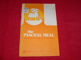 Image for The Paschal Meal