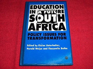 Image for Education in a Future South Africa : Policy Issues for Transformation