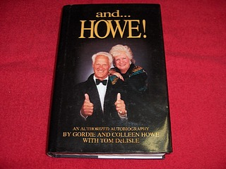 Image for And ...Howe! : An Authorized Autobiography