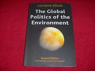 Image for The Global Politics of the Environment [Second Edition]