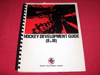 Image for Hockey Development Guide 8 to 18 [Hockey Developmet Council]