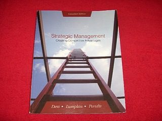 Image for Strategic Management : Creating Competitive Advantages [Canadian Edition]