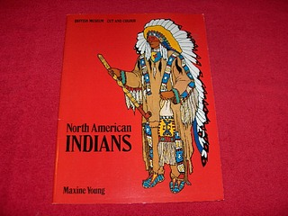 Image for North American Indians [Cut and Colour Dolls]