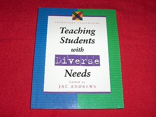 Image for Teaching Students with Diverse Needs in the Secondary Classroom