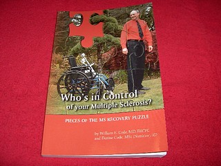 Image for Who's in Control of Your Multiple Sclerosis? : Pieces of the MS Recovery Puzzle