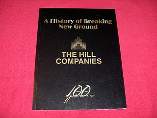 Image for The Hill Companies  : A History of Breaking New Ground