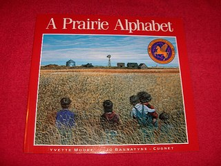Image for A Prairie Alphabet