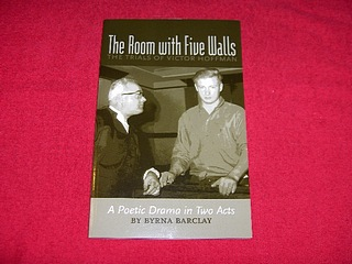 Image for Room With Five Walls : The Trials of Victor Hoffman A Poetic Drama in Two Acts