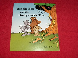Image for Ben the Bear and the Honey-Suckle Tree