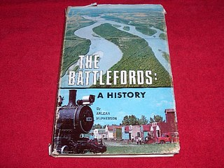 Image for The Battlefords : A History