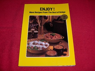 Image for Enjoy!: More Recipes from the Best of Bridge