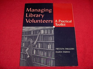 Image for Managing Library Volunteers : A Practical Toolkit