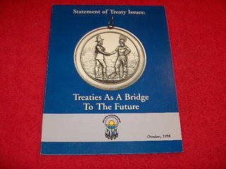 Image for Statement of Treaty Issues : Treaties as a Bridge to the Future