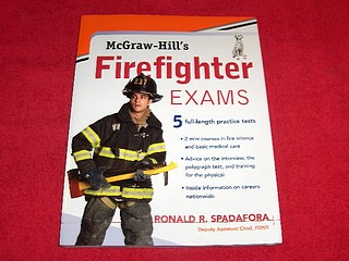 Image for McGraw-Hill's Firefighter Exams