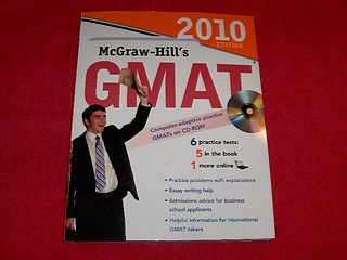 Image for Mcgraw-Hill's GMAT : 2010 Edition