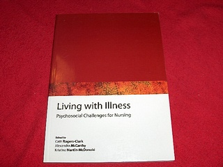 Image for Living With Illness : Psychosocial Challenges for Nursing