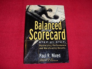 Image for Balanced Scorecard Step-By-Step : Maximizing Performance and Maintaining Results