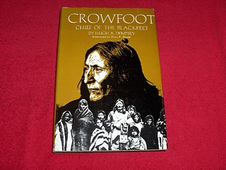 Image for Crowfoot : Chief of the Blackfeet
