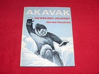 Image for Akavak : An Eskimo Journey