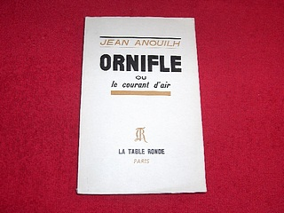 Image for Ornifle Ou Le Courant D'air