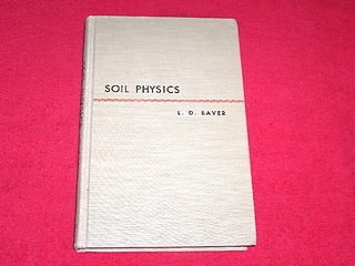 Image for Soil Physics [Third Edition]