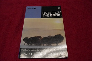 Image for Back from the Brink: The Road to Muskox Conservation in the Northwest Territories (Komatik Series, No. 3)