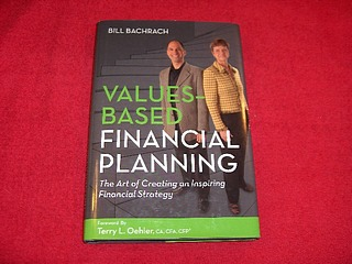 Image for Values-Based Financial Planning : The Art of Creating an Inspiring Financial Strategy