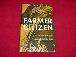 Image for Farmer Citizen : My Fifty Years in the Canadian Farmers' Movement