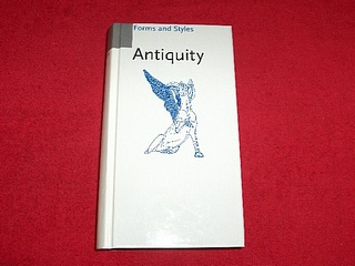 Image for Antiquity [Forms and Style]