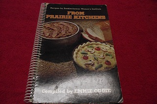 Image for From Prairie Kitchens [Recipes By Saskatchewan Women's Institute]